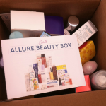 Allure Fall Beauty Box Review – July 2012 – Unboxing!