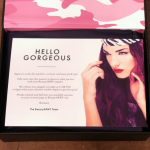 Beauty Army Subscription Box Review – August 2012