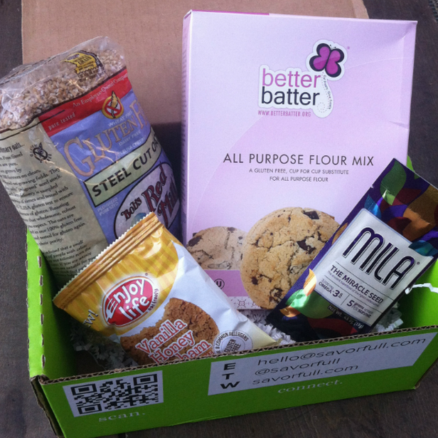 Savorfull Review September 2012 – Monthly Allergy Free Subscription Box!