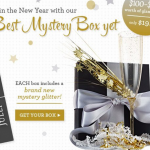 Julep New Year's Eve Mystery Box Time! $100 Minimum Value for only $19.99