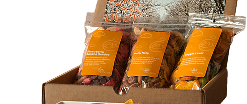 New Subscription Boxes Alert! Peckish – Healthy Snack Monthly Subscription Service