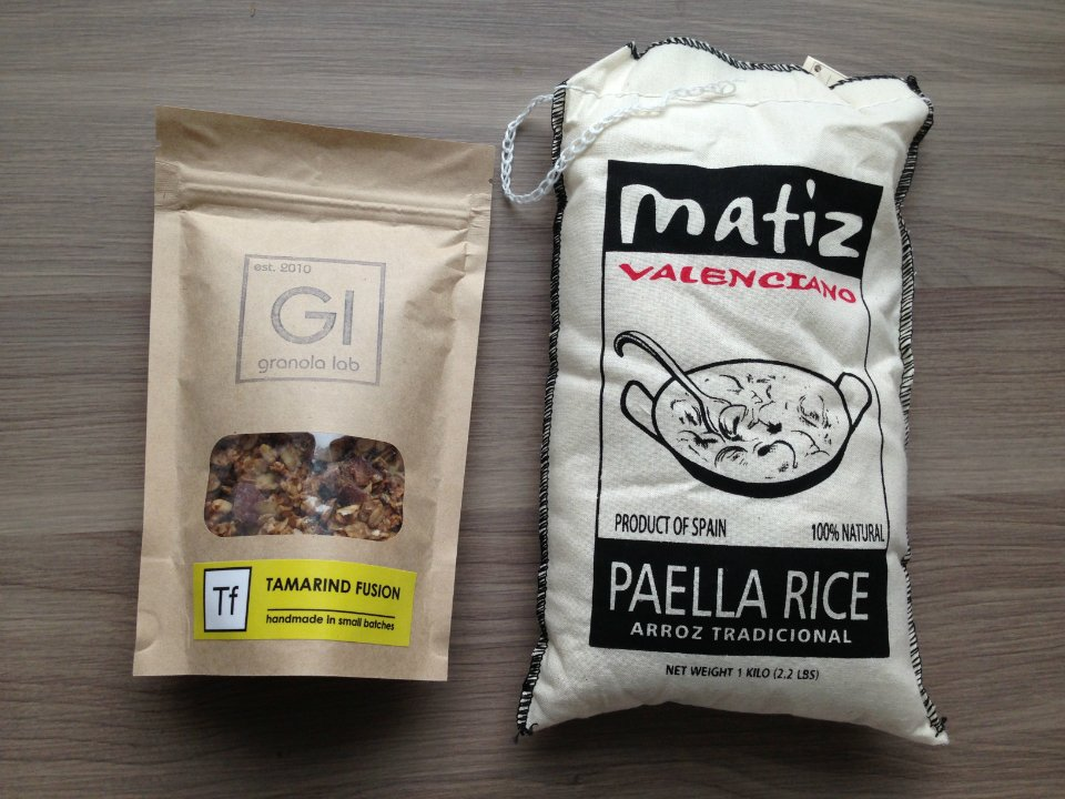 Gourmet Spotting - January 2013 Review - Monthly Food Subscription Boxes PLUS GIVEAWAY!