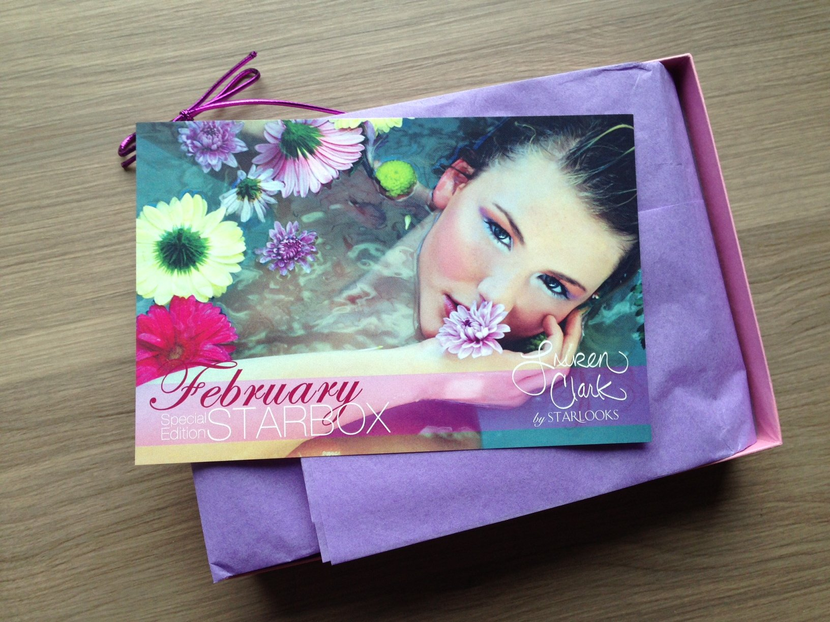Starlooks Starbox February 2013 Review – Monthly Makeup Subscription Boxes