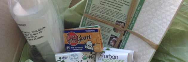 Good Good Box Review – February 2013 – Eco-Friendly Subscription Boxes