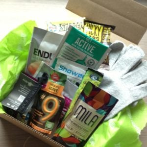 Runner Box Review – Monthly Fitness Subscription Box – March 2013