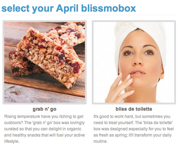 Blissmo Box Selection Time! Monthly Eco-Friendly Subscription Boxes