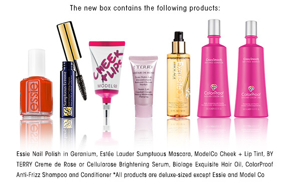 Mother's Day Glossy Box Contents Revealed! Limited Edition Beauty Box