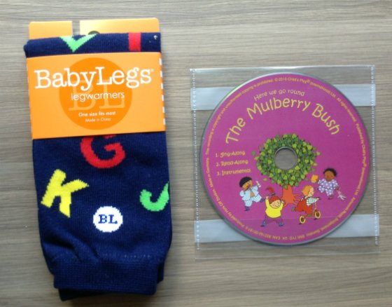 Bluum Subscription Box Review - Monthly Boxes for Babies - April 2013
