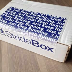 StrideBox Review – Monthly Subscription Box for Runners