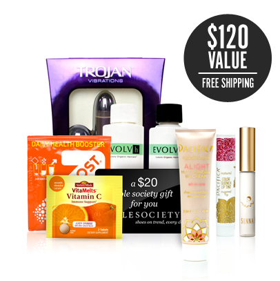 New Total Beauty Box: Bachelorette Party Collection & Coupon Code