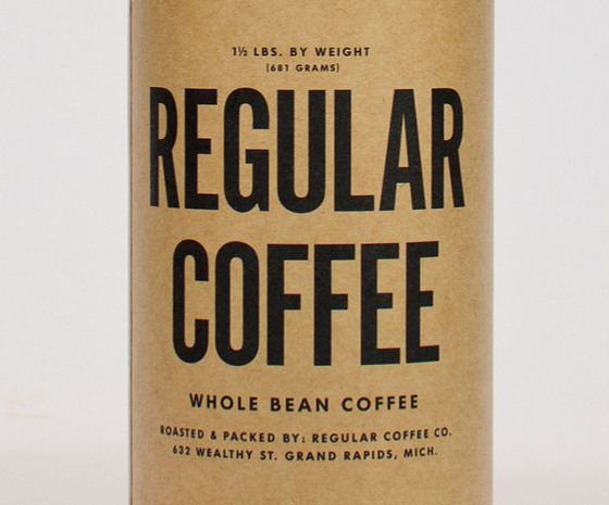 New Monthly Subscription Box Alert - Regular Coffee