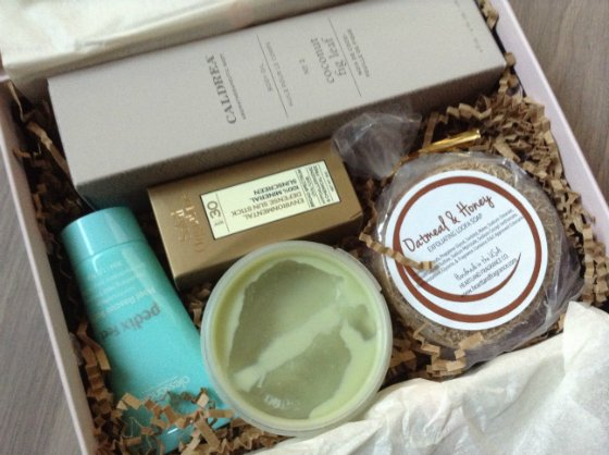 GLOSSYBOX US The James Limited Edition Box Review
