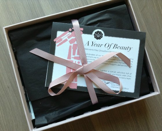 GLOSSYBOX Subscription Box Review & Coupon Code - May 2013
