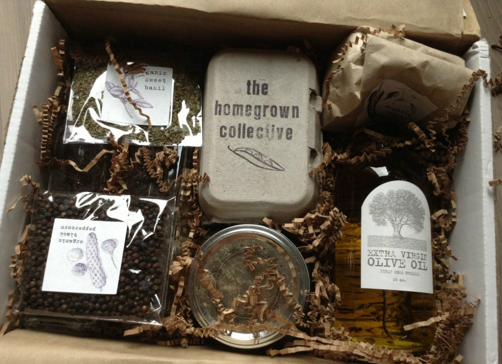 The Homegrown Collective Subscription Box Review & Coupon Code – April 2013