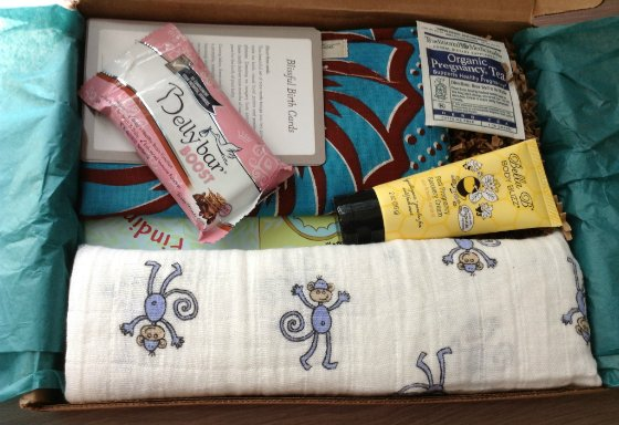Mama Lana Box Review - Monthly Subscription Boxes for Moms
