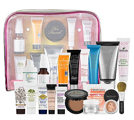 The Annual Sephora Sun Safety Kit is Available Now! $210 Value!
