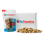 New Monthly Dog Subscription Box Service! Be Pawsitive