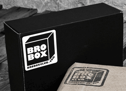 New Men's Subscription Service Alert! Bro Box Club