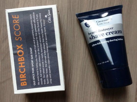 Birchbox Man Review & Coupon - Subscription Boxes for Men June 2013