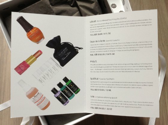 GLOSSYBOX Review June 2013 & Promo Code