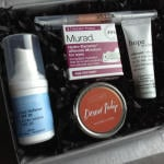 Sample Society Review – June 2013 – Beauty Subscription Box