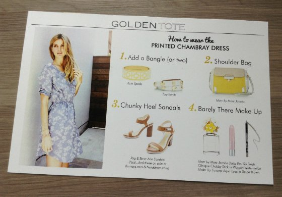 Golden Tote Review, Coupon Code