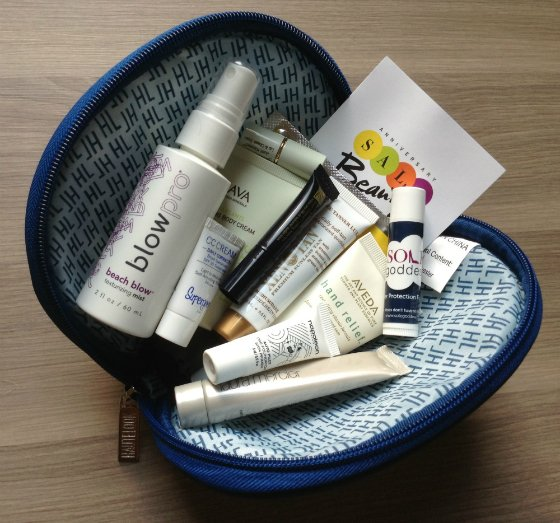 Hautelook Beauty Bag Review - Summer Edition