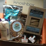 Knoshbox Review - Gourmet Food Subscription - July 2013