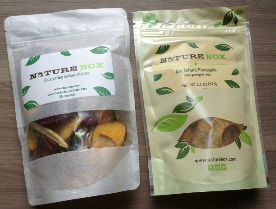 Nature Box Review & Coupon Code - Healthy Snack Subscription