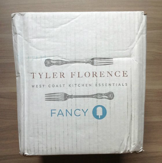 Tyler Florence Fancy Box Review - June 2013