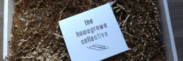 Homegrown Collective GREENBOX Review & $10 Coupon – July 2013