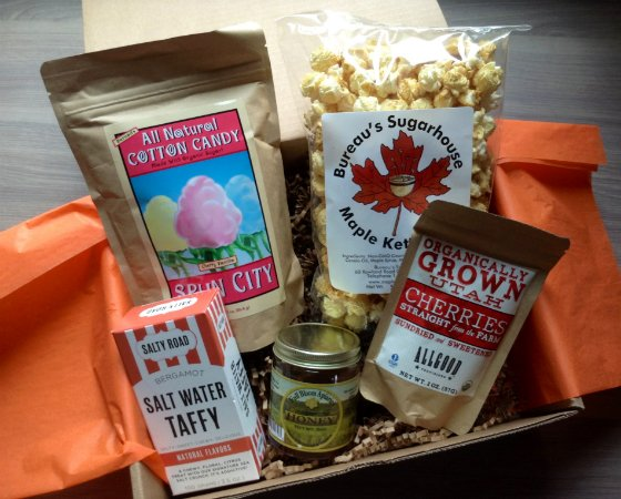 Knoshbox Review - Food Subscription Box - August 2013