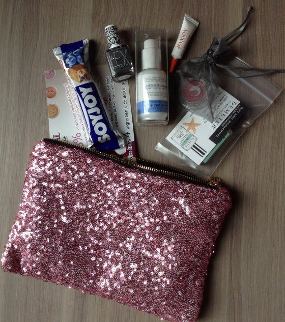 My Big Day Box Review - August 2013