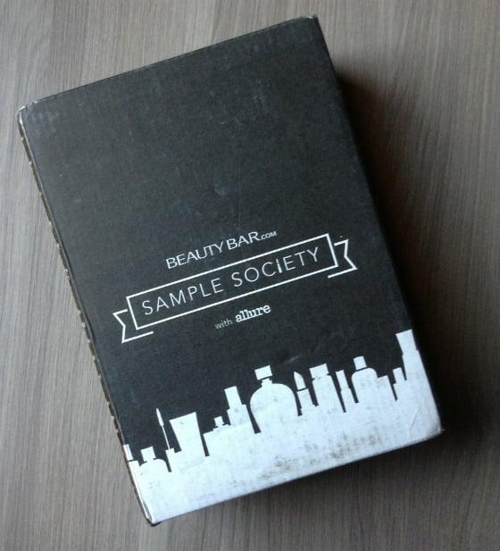 Sample Society Box Review - September 2013