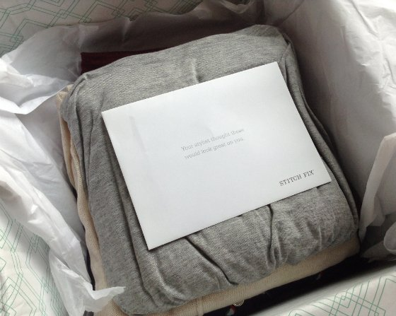 Stitch Fix Review - September 2013