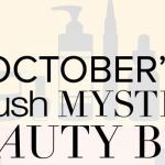 Blush Mystery Beauty Box - October 2013 Spoilers