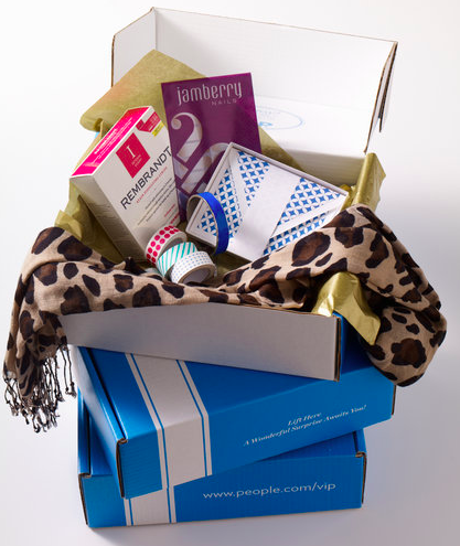 New Subscription Box from People Magazine!
