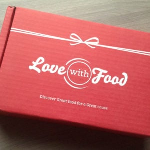 Love With Food Review – October 2013