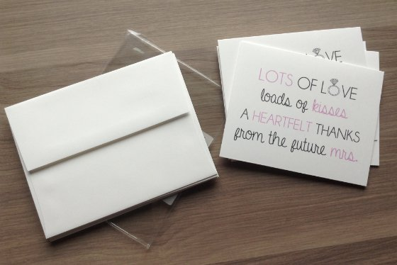 The Bride Box Review - October 2013