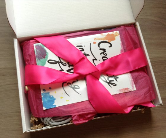 Whimsey Box Subscription Review - September 2013