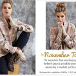 Golden Tote Selection Time for November!