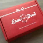 Love With Food Review - November 2013