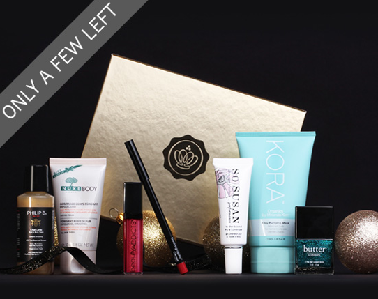Gold GlossyBox Cyber Monday Deal is Back!
