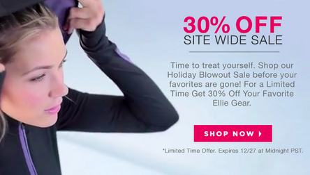 Ellie 30% Off Discount