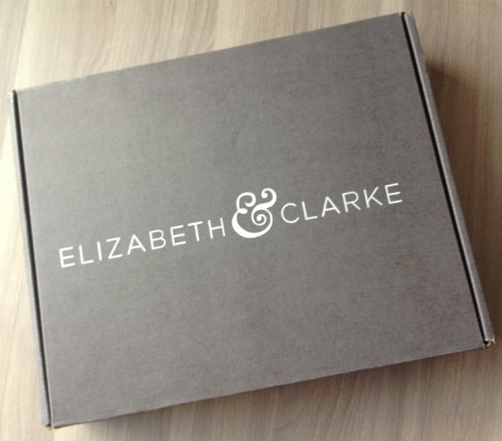 Elizabeth & Clarke Subscription Review - December 2013