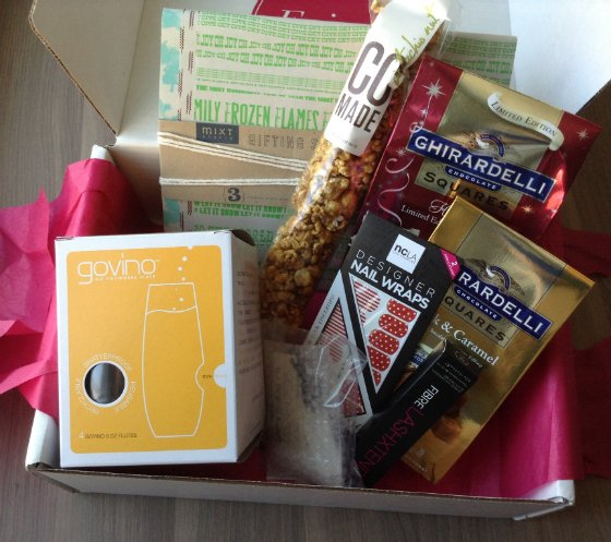 POPSUGAR Must Have Box Review - December 2013