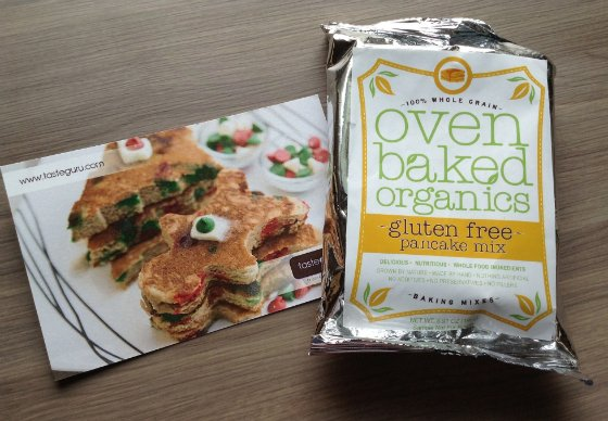 Taste Guru Review & Coupon Code - Dec 2013 Pancakes
