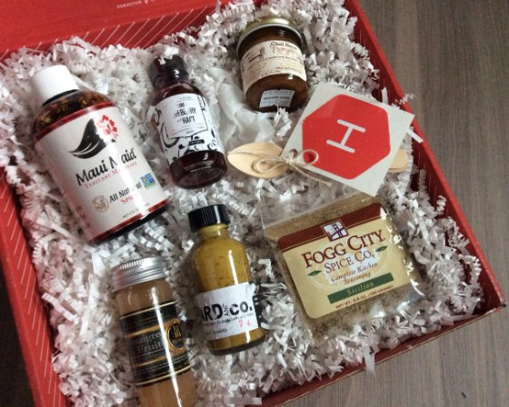 Hatchery Box Review - Gourmet Subscription Box Items