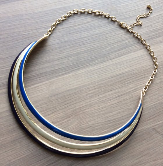 JewelMint Style Refresh Mystery Box Review Necklace