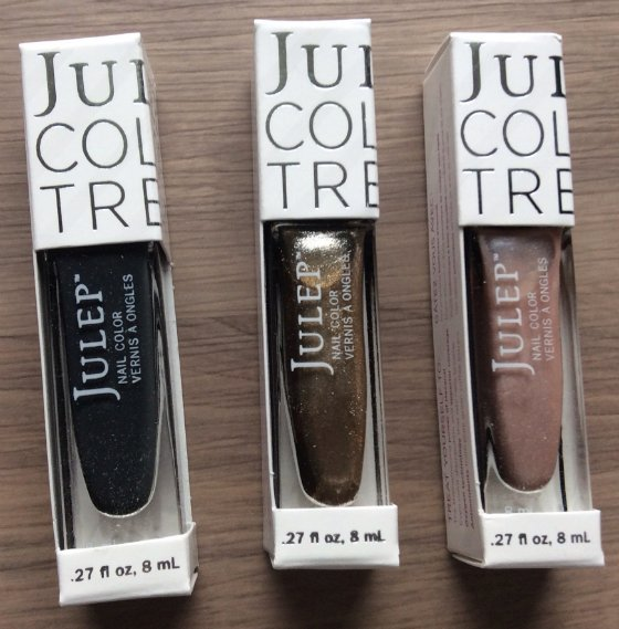 Julep Maven Review & Promo Code - January 2014 Colors